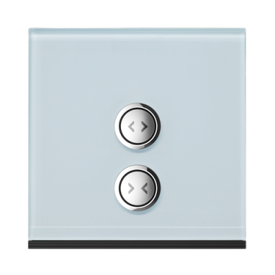 Smart Curtain Switch (Glass)